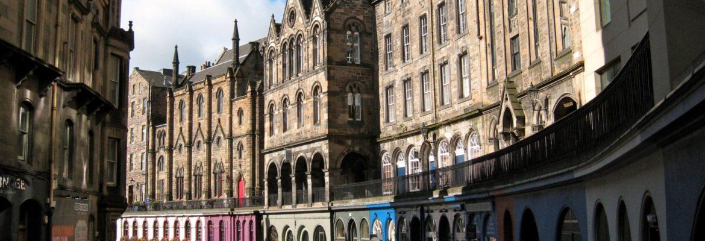 New Town of Edinburgh, Scotland