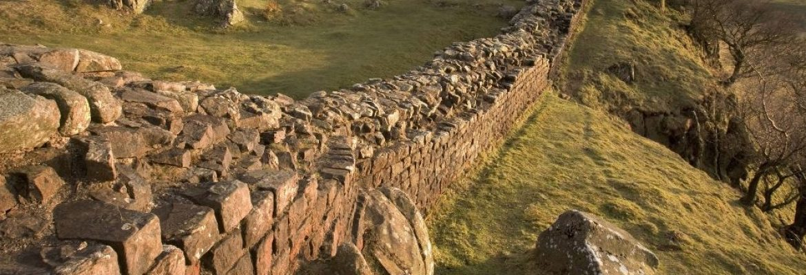 Hadrian's Wall Frontiers of the Roman Empire