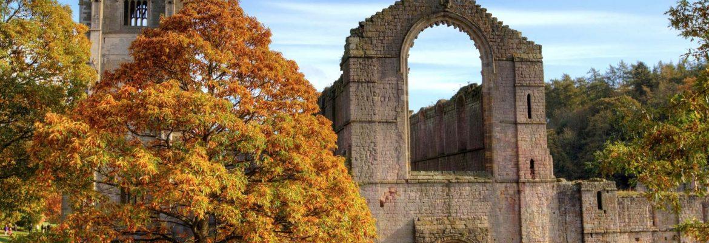 Fountains Abbey, England