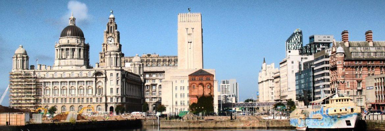 Liverpool Maritime Mercantile City, England