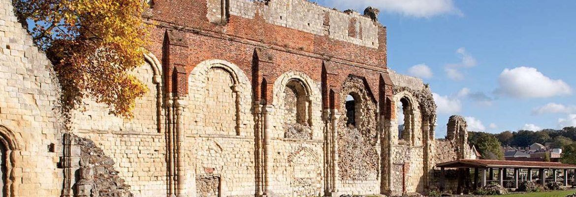 St Augustine's Abbey, Canterbury, England