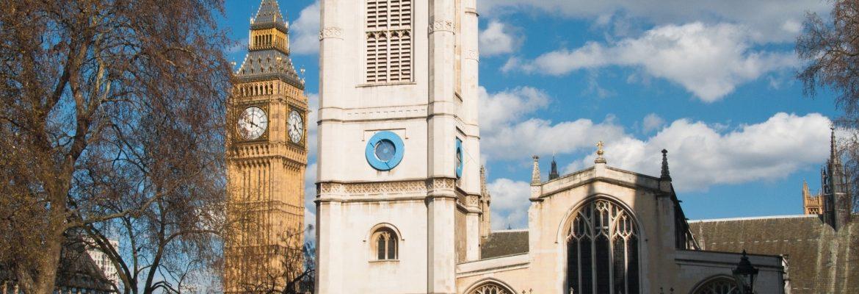 St Margarets Church, London, England