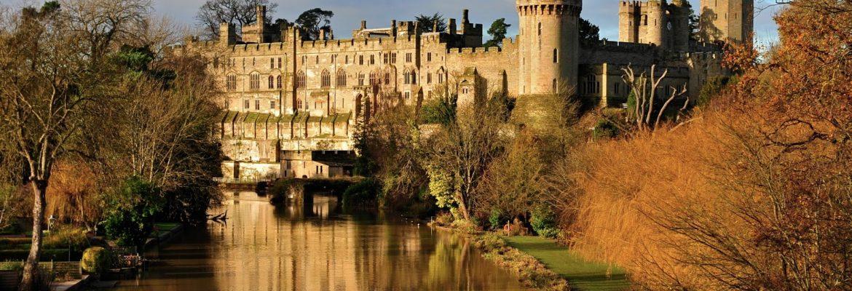 Warwick Castle, London, England