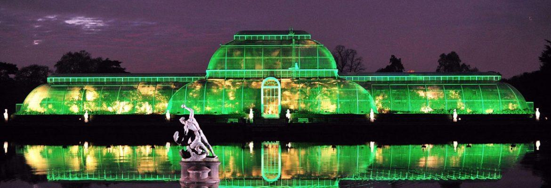 Royal Botanic Gardens Kew, England