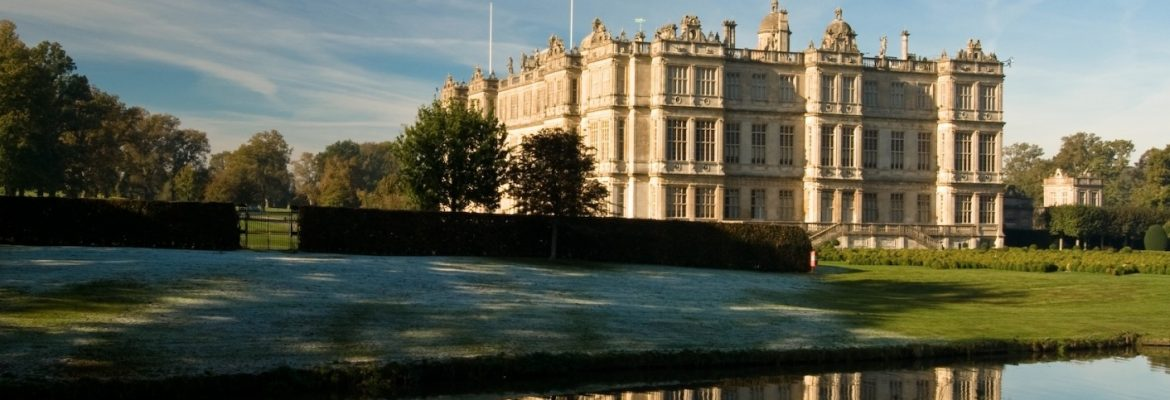 Longleat Stately Home, England