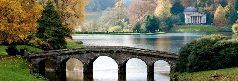 Stourhead, Wiltshire, England