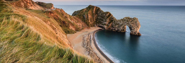 Jurasic Coast, England