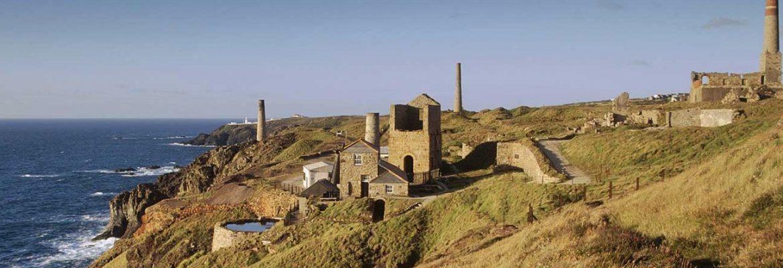 Levant Mine, Cornwall, England