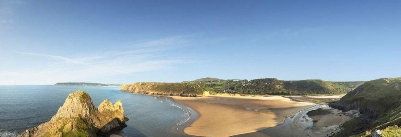 Oxwich Bay Beach, Wales