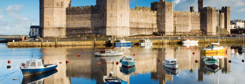 Castles and Town Walls of King Edward in Gwynedd, Wales