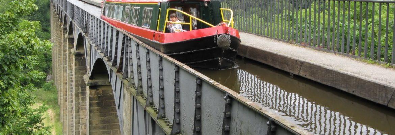 Pontcysyllte Aqueduct and Canal – Llangollen Rural