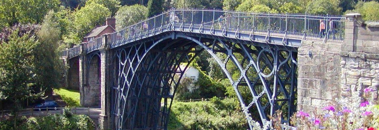 Ironbridge Gorge, England