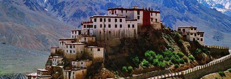 Spiti Valley,Himachal Pradesh, India