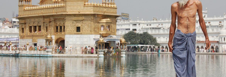 Harmandir Sahib, The Golden Temple,Amritsar, Punjab, India