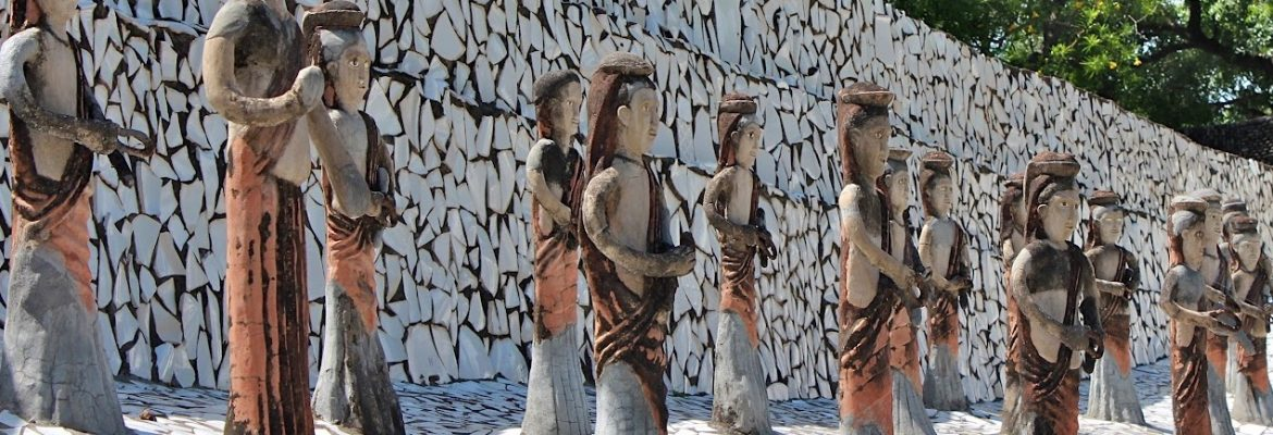 Nek Chand Foundation, Chandigarh, India