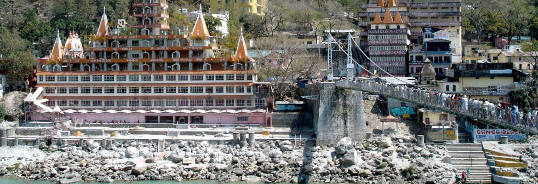 Rishikesh Yoga Capital of the World,Uttarakhand, India