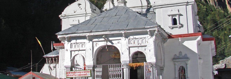 Gangotri Temple,Uttarakhand, India