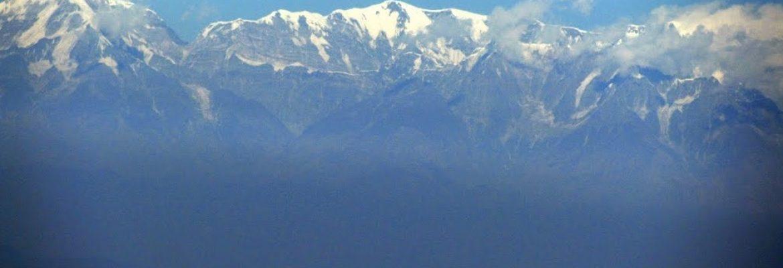 Snow View Point,Uttarakhand, India
