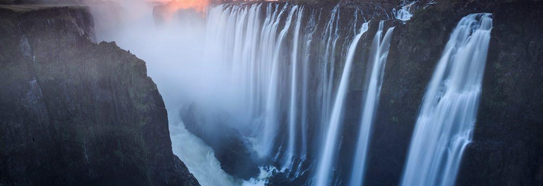 Victoria Falls, Unesco Site, Zimbabwe