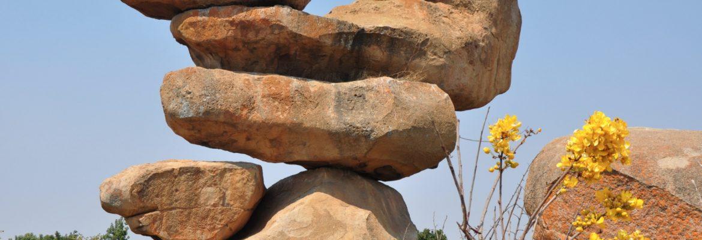 Epworth Balancing Rocks,Epworth, Zimbabwe