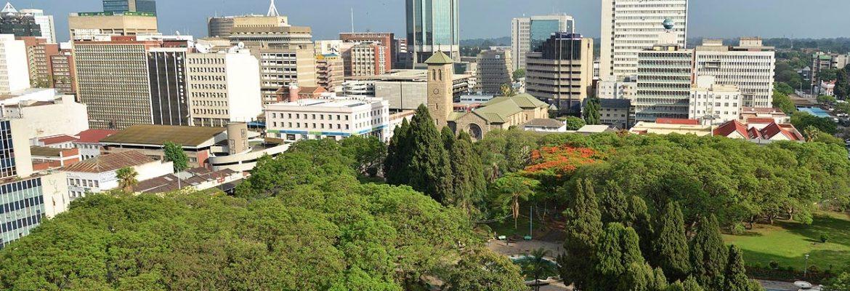 Harare Gardens,Harare, Zimbabwe