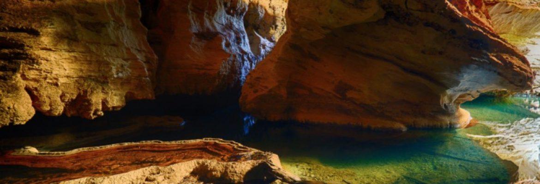 Mimbi Caves Tours, WA, Australia