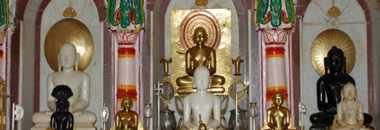 Shantinath Mandir Temple,Rajasthan, India