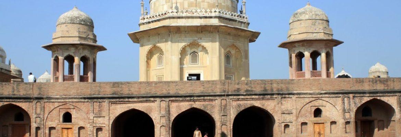 Sheikh Chillis Tomb,Haryana, India