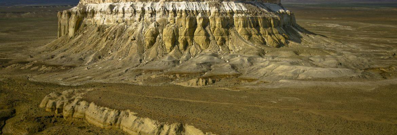 Sherkala Mountain, Kazakhstan