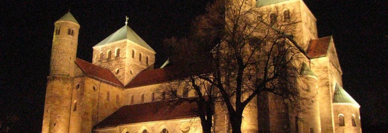 St. Michael's Church, Unesco Site, Hildesheim, Germany