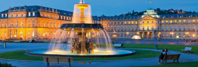 Palace Square,Stuttgart, Germany
