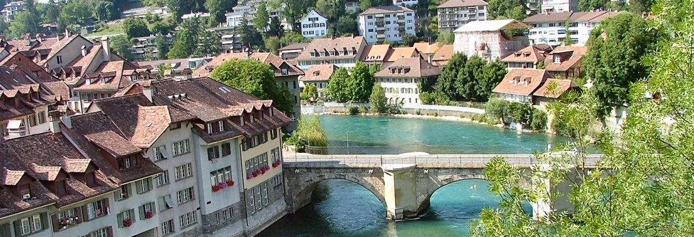 Old Town Bern, Unesco Site, Bern, Switzerland