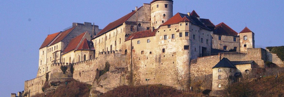 Burghausen Castle, Burghausen, Germany