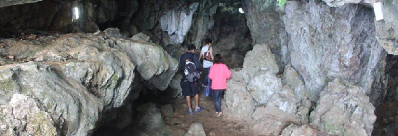 Mawsmai Limestone Cave, Meghalaya, India