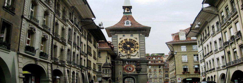 Clock Tower,Bern, Switzerland
