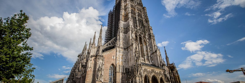 Ulmer Münster,Ulm, Germany