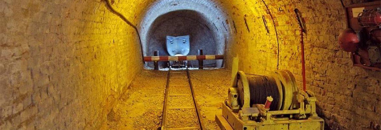 Underground Mining Museum,Pernik, Bulgaria