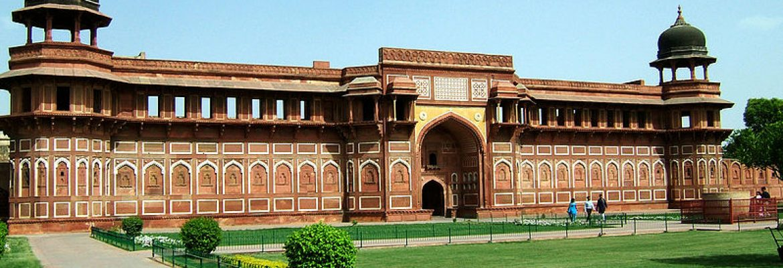 Agra Fort unesco Site, Agra, Uttar Predesh, India