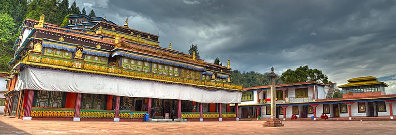 Rumtek Dharma Chakra Centre,Sikkim, India
