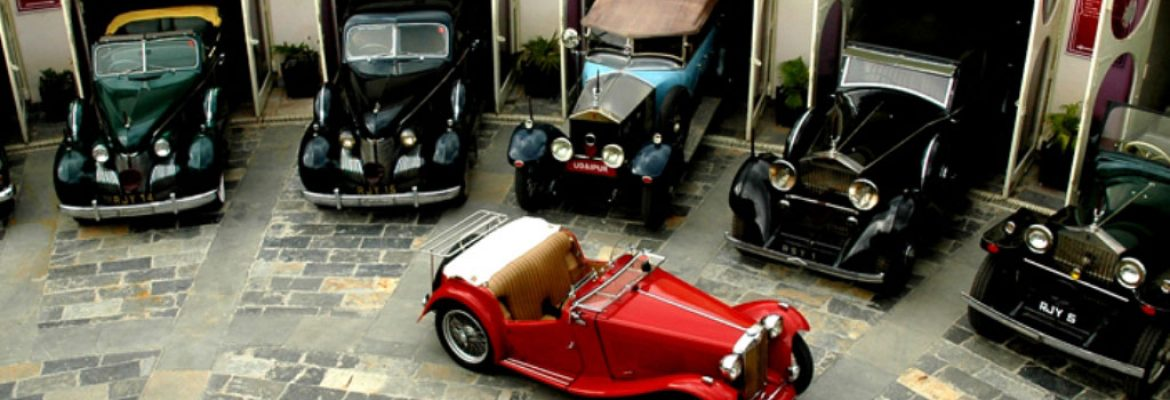 Vintage & Classic Car Collection Museum,Rajasthan, India