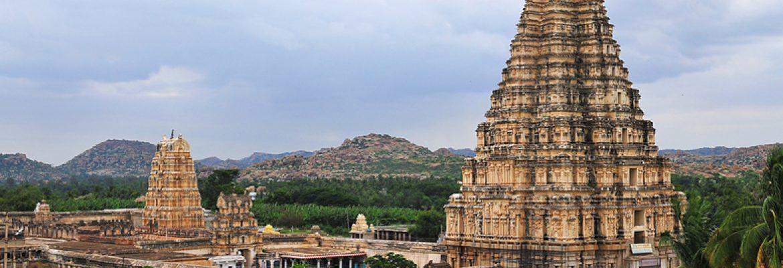 Virupaksha Temple,Tamil Nadu, India