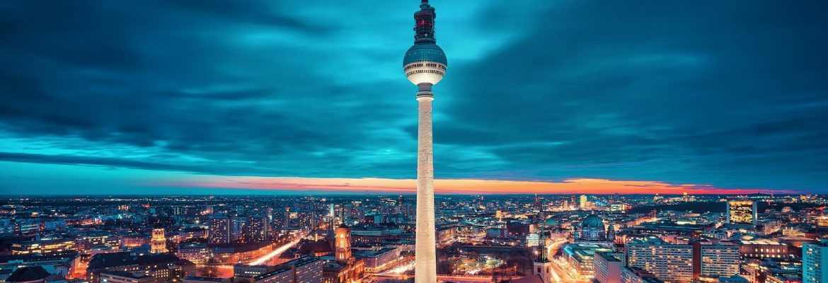 Berlin Television Tower, Berlin, Germany