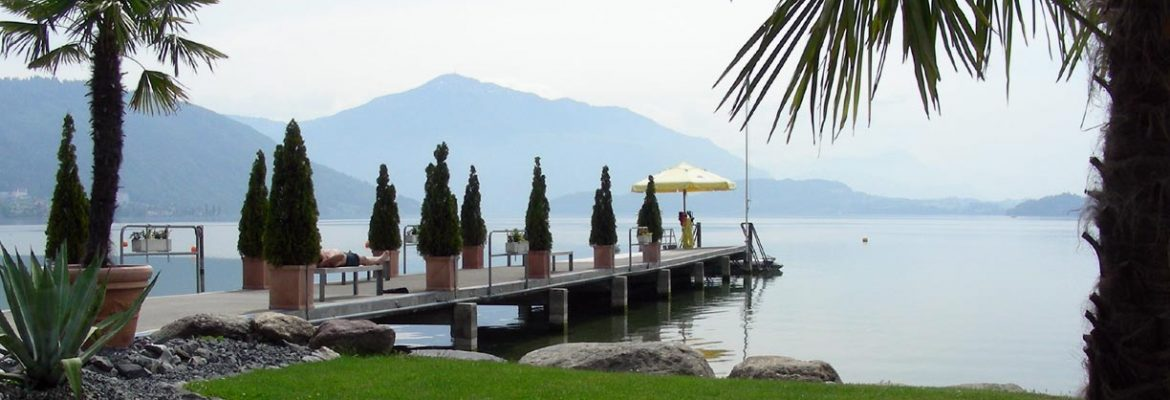 Strandbad Zug Wellness Centre, Zug, Switzerland