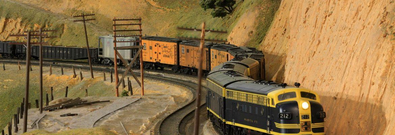 Museum Miniture Railway, Granges-Paccot, Switzerland