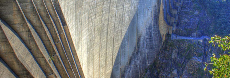 Verzasca Dam & Bungee Jump, Vogorno, Switzerland