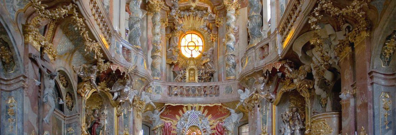 Asam's Church,München, Germany