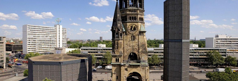 Kaiser Wilhelm Memorial Church, Berlin, Germany