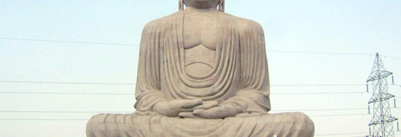 Kesariya Buddha Stupa,Daijokyo Buddist Temple, Bihar, India
