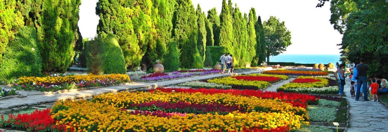 Balchik Palace,Balchik, Bulgaria