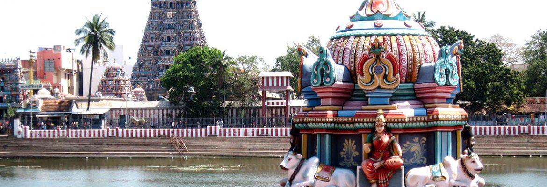 Arulmigu Kapaleeswarar Temple,Tamil Nadu, India
